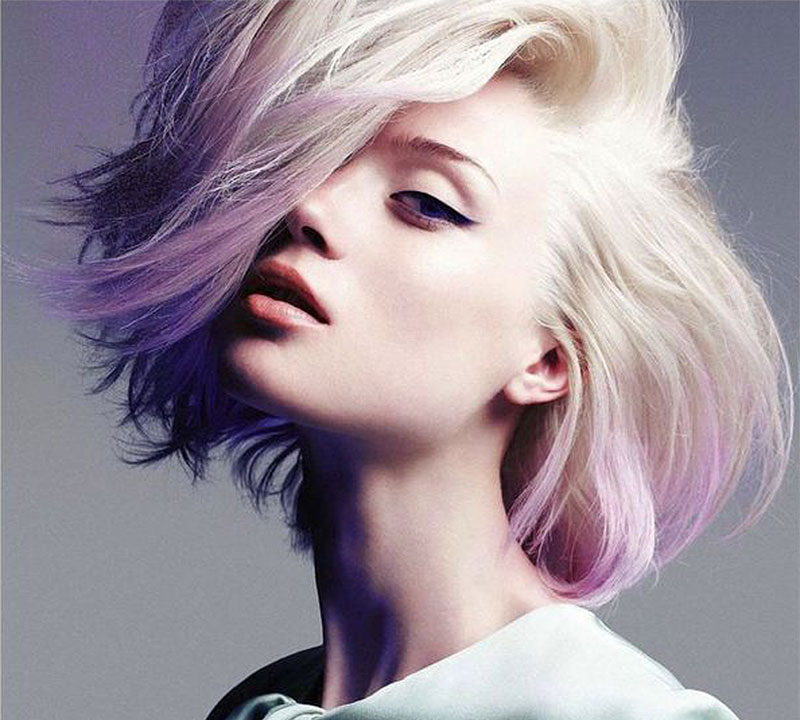 12 Gorgeous Pastel Shades For Short Hair Style Mish