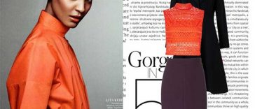 Orange & Purple – Mix & Match Fashion